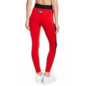 【当日出荷】 ナイキ レディース Nike Sportswear Legasee Glam Dunk Cotton Blend Leggings University Red 【サイズ XXL】 astyshop