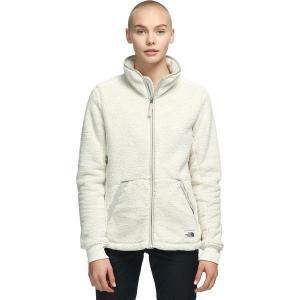 【当日出荷】 ノースフェイス レディース Campshire Full-Zip Fleece Jacket - Women 【サイズ XL】|astyshop