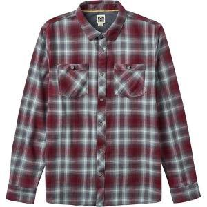【当日出荷】 リーフ トップス メンズ Cold Dip Long-Sleeve Shirt BG サイズ M】|astyshop