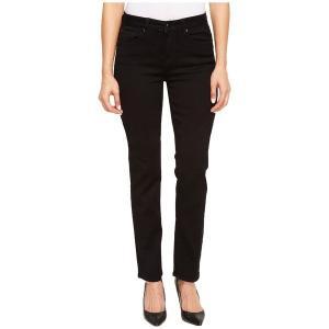 """【当日出荷】 トリバル レディース Five-Pocket 33"""" Straight Leg Dream Jeans in Black Black 【サイズ 6】 astyshop"""