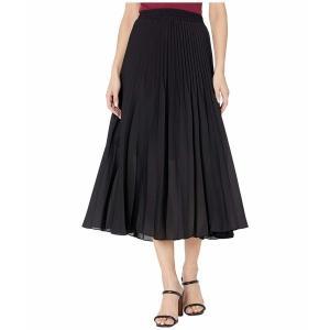 【当日出荷】 マックススタジオ レディース Pleated Skirt Black  【サイズ XS】 astyshop
