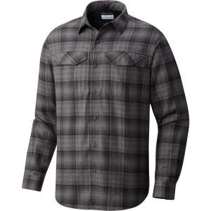 コロンビア シャツ トップス メンズ Columbia Men's Silver Ridge Flannel Long Sl【サイズ M】|astyshop