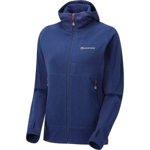モンテイン ジャケット・ブルゾン レディース Montane Women's Fury Jacket Antarctic B【サイズ 10】 astyshop