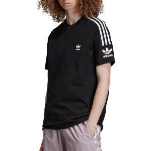 【当日出荷】 アディダス メンズ adidas Originals Men's AdiColor New Logo T-Shirt Black 【サイズ XL】|astyshop