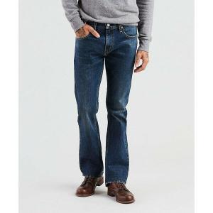 【当日出荷】 リーバイス メンズ Levi's 527 Slim-Fit Bootcut Rigid Jeans Quick Step 【サイズ 30-32】|astyshop