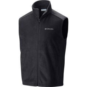 【当日出荷】 コロンビア メンズ Steens Mountain Fleece Vest - Men's Black  【サイズ XXL】 astyshop