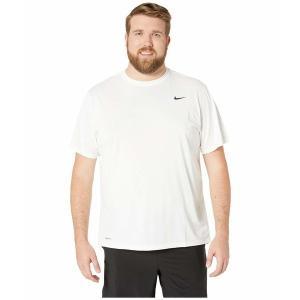 【当日出荷】 ナイキ メンズ Big & Tall Legend 2 Short Sleeve Tee White/Black/Black 【サイズ 3XL】 astyshop