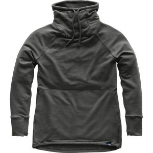【当日出荷】 ノースフェイス レディース Terry Funnel Neck Sweatshirt Tnf Dark Grey Heather 【サイズ M】 astyshop