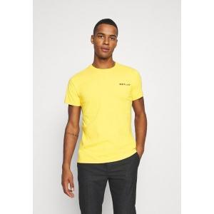 【当日出荷】 リプレイ トップス メンズ TEE - Basic T-shirt - yellow サイズ L】 astyshop