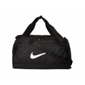【当日出荷】 ナイキ メンズ Brasilia Small Training Duffel Bag Black/Black/White 【サイズ S】|astyshop
