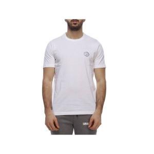 【当日出荷】 フィリッププレイン メンズ Plein Sport T-shirt T-shirt Men Plein Sport white  【サイズ M】|astyshop