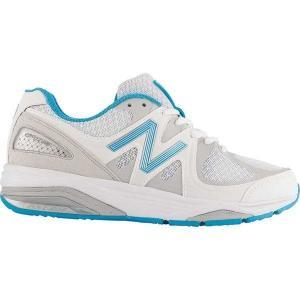 【当日出荷】 ニューバランス レディース 1540v2 Running Shoe White/Blue 【サイズ 23.5cm】|astyshop