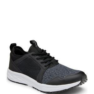 【当日出荷】 バイオニック メンズ Men's Lace-Up Dominic Sneakers Black 【サイズ 27cm】|astyshop