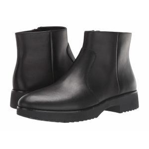 【当日出荷】 フィットフロップ レディース Maria Ankle Boot All Black  【サイズ 22.5】|astyshop