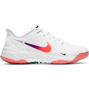 【当日出荷】 ナイキ メンズ 野球 Nike Alpha Huarache Elite 3 Turf Softball Shoes White/Blue/Red 【サイズ 24cm】|astyshop