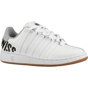 【当日出荷】 ケースイス メンズ Classic VN XL Sneaker White/Black/Gum 【サイズ 25cm】|astyshop