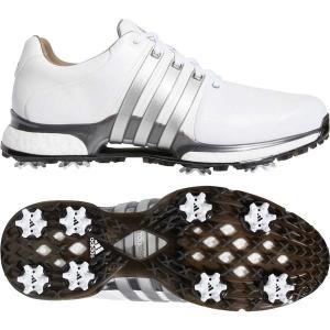 【当日出荷】 アディダス メンズ adidas ゴルフ Men's TOUR360 XT Golf Shoes White/Silver  【サイズ US9.5】|astyshop