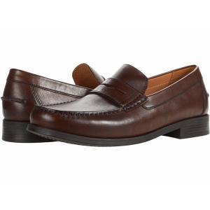 【当日出荷】 ジェオックス メンズ Damon Dark Brown Smooth Leather 【サイズ 27.3cm】|astyshop