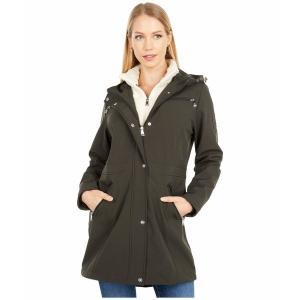 【当日出荷】 ラルフローレン レディース Softshell w/ Berber Vest Olive 【サイズ M】|astyshop