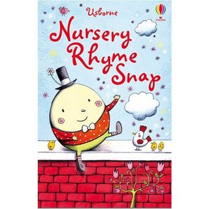 Nursery Rhyme Snap(Usborne Snap Cards)|asukabc-online