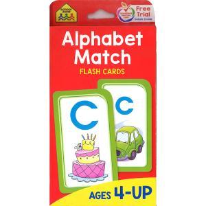 フラッシュカード:ALPHABET MATCH/アルファベット合わせ/英語の先生におすすめ! asukabc-online