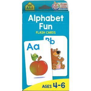 フラッシュカード:ALPHABET FUN/アルファベットの学習/大文字と小文字/英語のカードゲーム asukabc-online