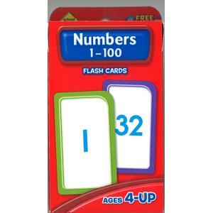 フラッシュカード:NUMBERS 1-100 asukabc-online