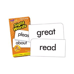 フラッシュカード:SIGHT WORDS/単語カード asukabc-online