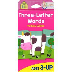 英語カードゲーム:THREE-LETTER WORDS/アルファベット3文字単語|asukabc-online