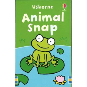英語カードゲーム:ANIMAL SNAP|asukabc-online