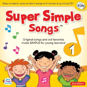 SUPER SIMPLE SONGS 1 (CD) New /洋書絵本|asukabc-online