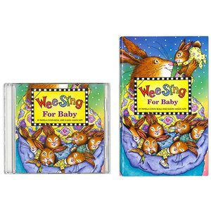 WEE SING FOR BABY (BK&CD)/洋書絵本