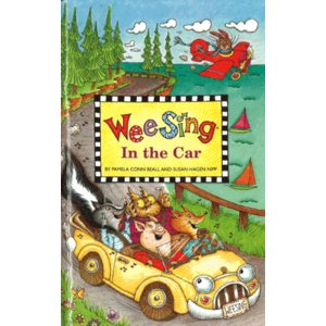 WEE SING IN THE CAR (BK&CD)/洋書絵本