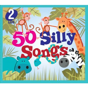 50 Silly Songs/こども英語の歌/CD2枚組/海外直輸入|asukabc-online