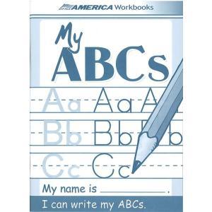 英語ワークブック:MY ABCS (WB410)/英語ペンマンシップ|asukabc-online