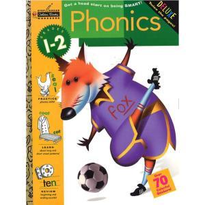 PHONICS DELUXE (STEP AHEAD)/アルファベット教材/書き練習/フォニックス|asukabc-online