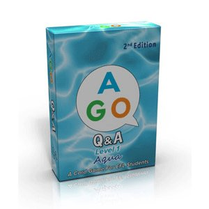 AGO Q&A AQUA (エイゴアクア・レベル1)/CARD GAME|asukabc-online