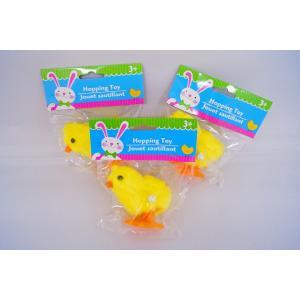 イースターのゼンマイで動くひよこ/ぜんまいのヒヨコ/Easter Wind-up toy asukabc-online