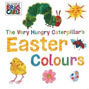 VERY HUNGRY CATERPILLAR'S EASTER COLOURS/【イースター版】は...