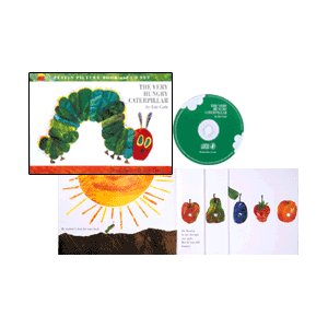 VERY HUNGRY CATERPILLAR (CD付き絵...
