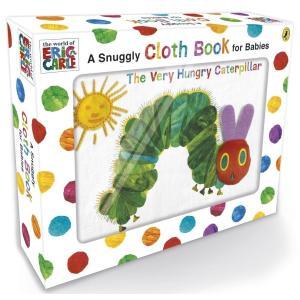 【ケース付き】The Very Hungry Caterpillar Cloth Book(布えほん...