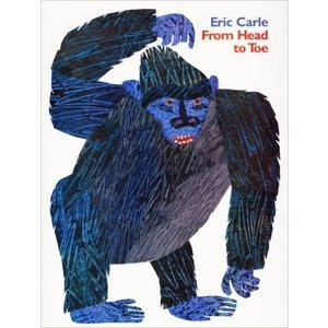 From Head to Toe(英語版)/Eric Carle/エリック・カール/ペーパーバック(...