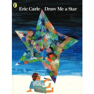 DRAW ME A STAR/エリック・カール/洋書絵本