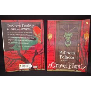 The Graves Family ハロウィンの洋書絵本/中学生/小学生|asukabc-online