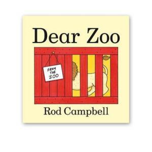 Dear Zoo Big Book/ビッグブック/動物の洋書絵本/英語で読み聞かせ asukabc-online