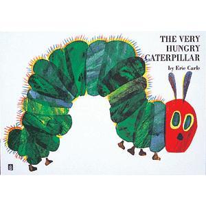 【大型絵本】VERY HUNGRY CATERPILLAR (BIG BOOK)はらぺこあおむし/エリック・カール/ビッグブック asukabc-online