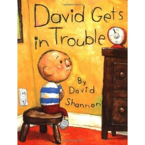DAVID GETS IN TROUBLE/デイビッドがやっ...
