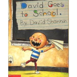 DAVID GOES TO SCHOOL/デイビッドがっこう...
