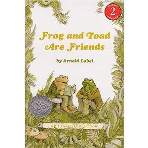 FROG AND TOAD ARE FRIENDS(LEVEL 2)/洋書絵本/ふたりはともだち