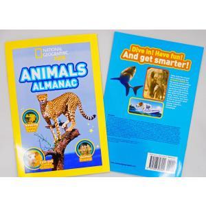 動物名鑑/ANIMALS ALMANAC/NATIONAL GEOGRAPHIC KIDS/洋書絵本/英語の本|asukabc-online